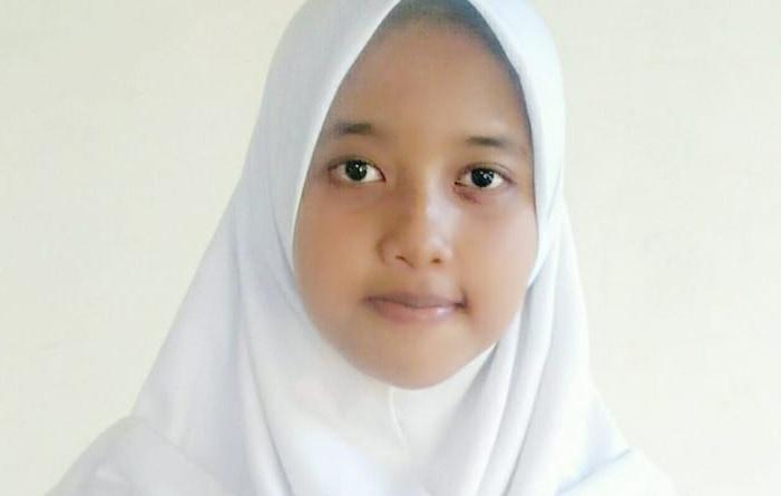 Jawara Taekwondo SMP N 8 Surakarta – Anggraini Pipit Sahita
