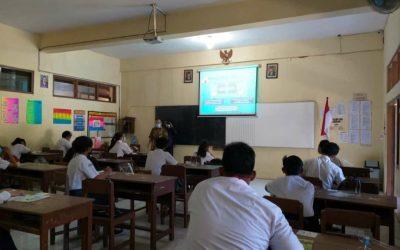 Sempat Tertunda,Hari Ini SMPN 8 Surakarta Mulai Menggelar Pembelajaran Tatap Muka