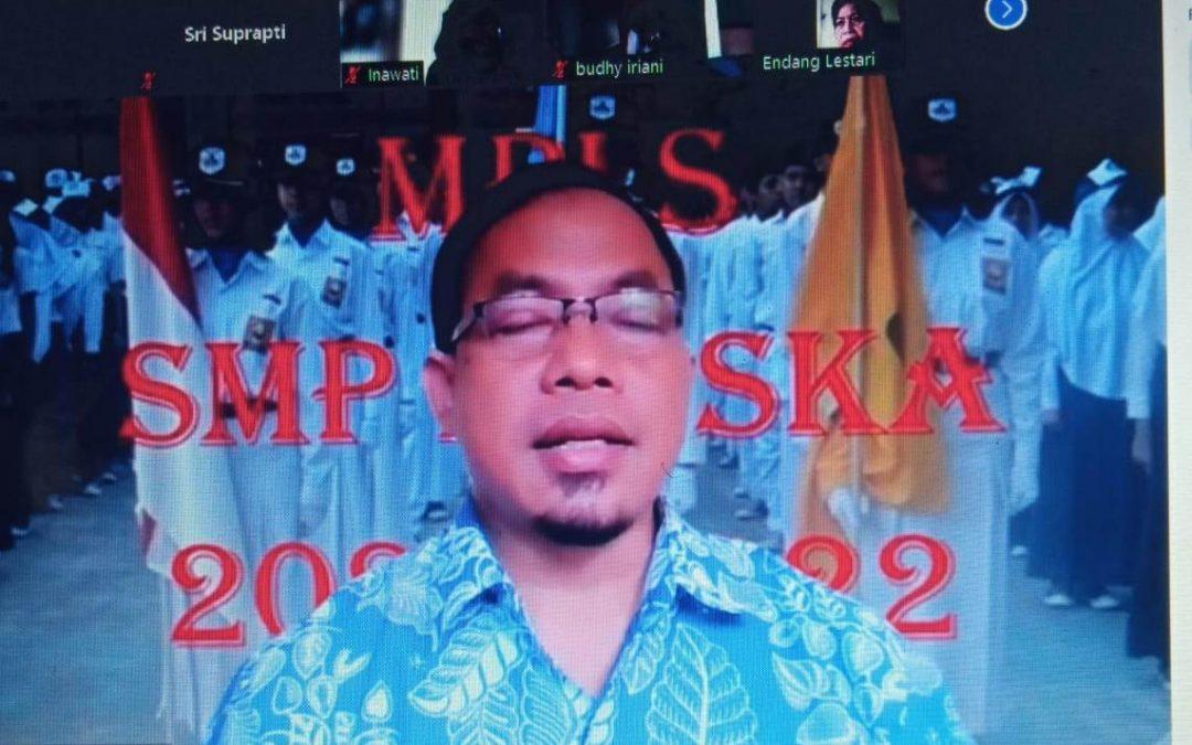 MPLS Ala SMP Negeri 8 Surakarta